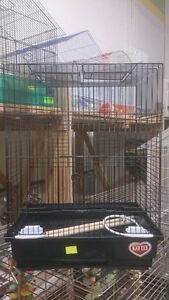 We Pay Cash for Used Bird Cages & Travel Carriers