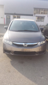 2009 Honda civic.automatic.finance available