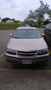 2001 Chev Impala