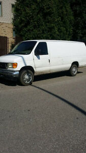 FORD ECONOLINE 2003 E-250 ALLONGÉ