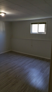 1 bedroom basement suite great for students, roommates or couple