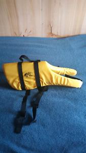 Small dog life jacket