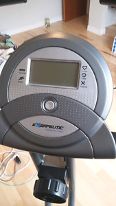 Exerpeutic stationary bike