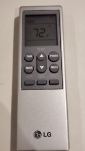Remote Control for LG LP1415GXR Portable Air Conditioner