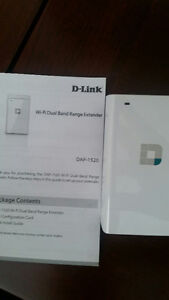 D-Link wifi extender for use with east link router