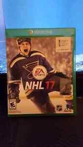 NHL 17 Xbox One - Mint Condition London Ontario image 1