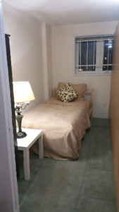 One bedroom Furnished for Females Rental/ Scarborough