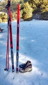 ski de fond Elan 2008