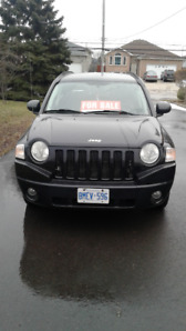 2007 COMPASS JEEP!!   RUNS GREAT!!  SAFETY!!