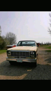 1980 Ford F100 Custom for cash or trade!