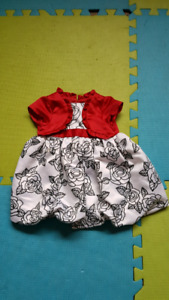 Baby girl 6 to 9 months dress