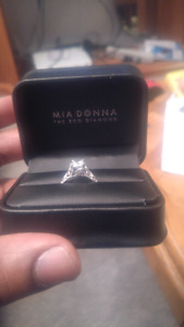 Women engagement ring for sale.
