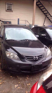 2007 Mazda Mazda3 Hatchback needs to go ASAP