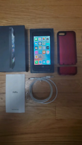 FS Apple iPhone 5 16 GB space grey Rogers