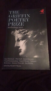 The griffin poetry prize