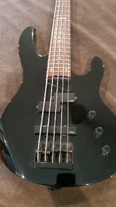 ESP/LTD 5 STRING BASS