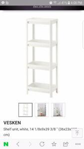 IKEA Bathroom Shelf