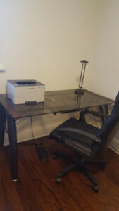 Office Sectional Desk - Can be used as 1 or 2 Desks