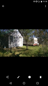 Cabin for rent in sandilands, deer hunters, snowmobilers,nature