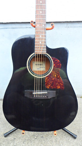 Hohner Acoustic Electric Guitar $240