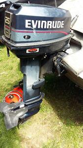 1995 Evinrude 2 stroke Boat Motor
