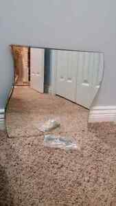 Decorative Wall Mirrors - Four Piece Set
