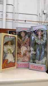 Porcelain Dolls Brand New