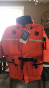 Mens Helly Hanson floatation jacket