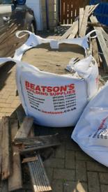 Beatson premium washed concrete sand / sharp sand