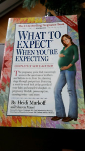 What to expect when you're expecting - 4th ed.