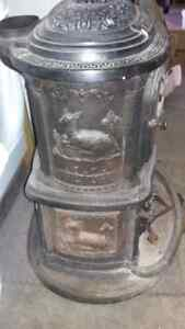 Mcclary Fawn Parlor Stove Kitchener / Waterloo Kitchener Area image 3