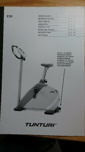 Tunturi stationary bike