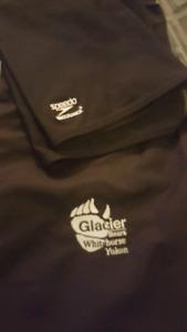 Glacier bears swim gear