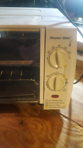 Proctor select toaster oven
