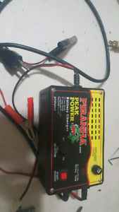 Piranha battery charger