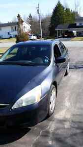 2007 Honda Accord 2.4 4cyl