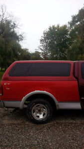 ford f150 6.5 foot leer cap