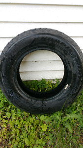 185/70/14 Goodyear Tire D'Hiver $220