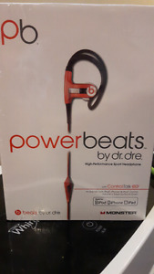 Powerbeats headphone (NEW)