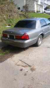 1998 grand marquis