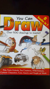Kids How to Draw Books