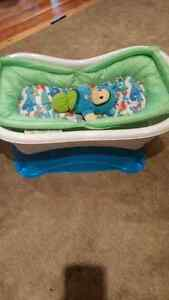 Baby Bath tub with Removable insert and stool