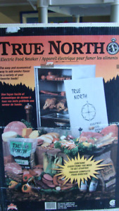 TRUE NORTH ELECTRIC FOOD SMOKER
