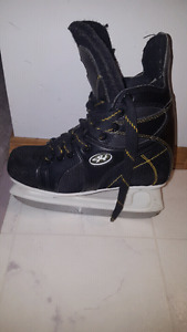 Used Hespeler Junior skates