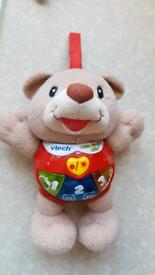 Vtech baby little singing alfie bear