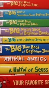 ▀▄▀ Dr. Seuss(CAT IN THE HAT) Books Collections HC