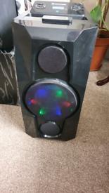 Blackweb sound house 2 party speaker