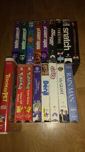 Plenty of VHS's For $10