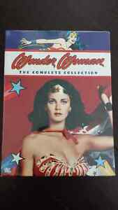 Wonder Woman - The Complete Collection DVD