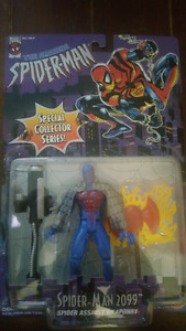 Spider-Man 2099 action figure